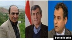Mihemed Hemo, Bayrem Bozyel, û Imran Mensûr