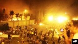 مصر میں مظاہرین کے خلاف طاقت کا استعمال، امریکہ کا اظہار تشویش