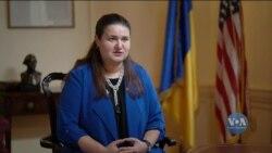 Оксана Маркарова сподівається на значне посилення співпраці між США та Україною – ексклюзивне інтерв'ю. Відео