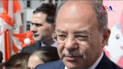 Sağlık Bakanı Recep Akdağ Türkiye'de Tedavi Edilen Suriyeliler ile İlgili Konuştu