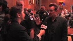 Bono'dan Türkiye'ye Suriye Övgüsü