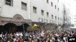 Mısır'daki Gösterilerle İlgi Olarak Birçok Kişi Tutuklandı