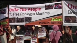 Myanmar's Treatment of Rohingyas Draws Ire of Muslims Worldwide