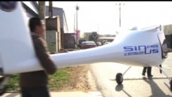 2013-05-01 美國之音視頻新聞: 中國富豪帶動私人飛機市場