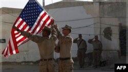 Afganistan'da bir üsde 11 Eylül'ü anan Amerikan denizpiyadeleri