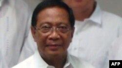 Phó Tổng thống Philippines Jejomar Binay
