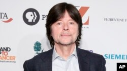 FILE - Ken Burns.