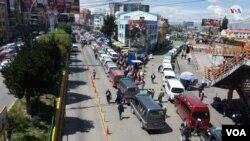 Bolivianos buscan retomar normalidad a la espera de nuevas elecciones