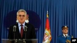 Predsednik Srbije Tomislav Nikolic (arhivski snimak)