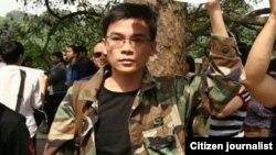 Nhà hoạt động Nguyễn Viết Dũng
