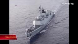 Hạm đội Trung Quốc tiến vào Ấn Độ Dương