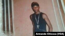Manuel Tanto, morto pela Polícia