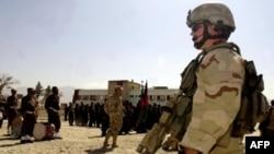 Афганський солдат