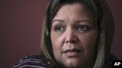 Actualmente la jueza María Lourdes Afiuni se encuentra bajo prisión domiciliaria cumpliendo una condena de 30 años.