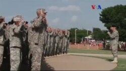 ABD Ordusu Asker Sayısını Azaltıyor