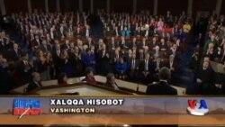 Obama xalqqa hisobot berdi, 2015