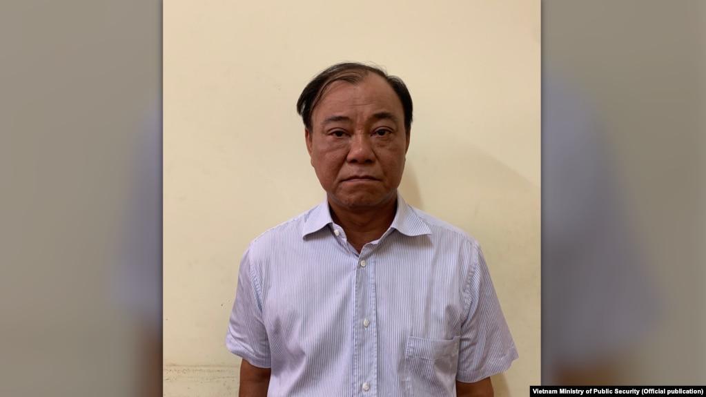 Lê Tấn Hùng, nguyên Tổng Giám đốc Tổng Công ty Nông nghiệp Sài Gòn (SAGRI)
