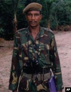 General Estanislau Boma, da FLEC-FAC