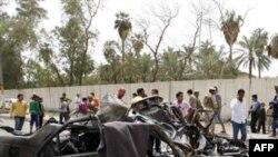 Bagdat: Tre shpërthime trondisin kryeqytetin irakian, dhjetra të vrarë