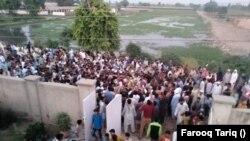 اوکاڑہ میں کسان اس حوالے سے احتجاجی مظاہرے بھی کرتے رہے ہیں۔