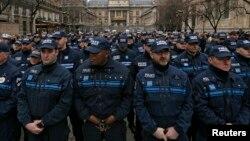 Kepolisian Perancis menyelidiki kasus kebocoran informasi di lembaga kepolisian (foto: ilustrasi).