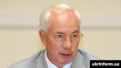 Колишній прем'єр-міністр Микола Азаров