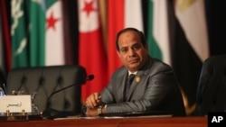 Le président égyptien Abdel Fattah al-Sissi le 29 Mars, 2015.
