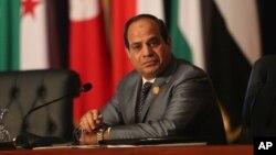 Presiden Mesir Abdel Fattah al-Sissi merombak kabinetnya (foto: ilustrasi).