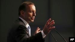 澳大利亚总理阿博特