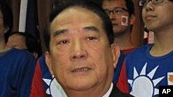 台灣親民黨主席宋楚瑜(資料圖片)