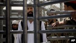 بیش از چهارهزار محبوس به مقامات افغان سپرده شد