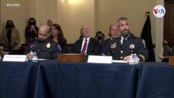 Lágrimas, frustración y rabia en audiencia sobre el asalto al Capitolio