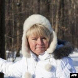 2012 Goldman Prize winner Evgenia Chirikova of Russia