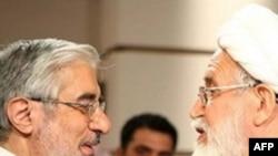 Mirhüseyn Musəvi və Mehdi Kərrubinin gizli zindana aparıldığı bildirilir