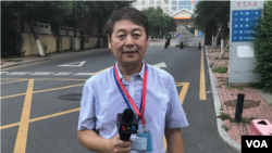 VOA China Branch corespondent Feng Yibing based in Beijing.