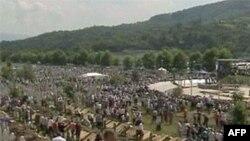 Srebrenica në 17 vjetorin e masakrës