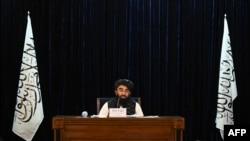 Пресс-секретарь Талибана Забихулла Муджахид