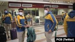 پاکستان کرکٹ ٹیم بابر اعظم کی قیادت میں براستہ دبئی، نیوزی لینڈ پہنچے گی۔