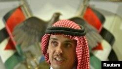 Бывший иорданский наследный принц Хамза (архивное фото)
