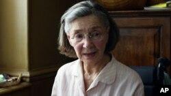 Кадр из фильма «Любовь» (Amour). В роли Энн – Эмманюэль Рива