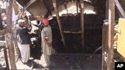 بلوچستان :کوئلے کی کان سے نو مزدوروں کو زندہ نکال لیا گیا