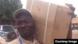 Les Amis du coeur de Facebook au Burkina Faso.