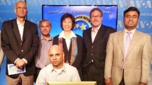 اردو سروس کے لیے 2013ء کا اعلیٰ کارکردگی کا اعزاز