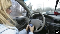 Kampanja 'Tekstiranje može pričekati' protiv rastresene vožnje