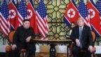 Hai lãnh đạo Mỹ - Triều gặp nhau tại Hà Nội.