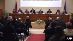BE: Projekt i ri për forcimin e drejtësisë në Shqipëri