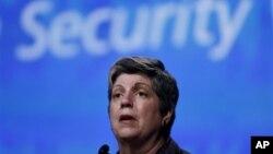 Bộ trưởng Bộ An ninh Nội địa Hoa Kỳ Janet Napolitano