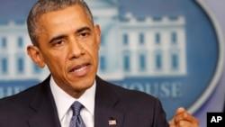 President Barack Obama, Aug. 1, 2014.