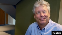 2017년 노벨경제학상을 수상한 리처드 세일러 미국 시카고대학 교수.