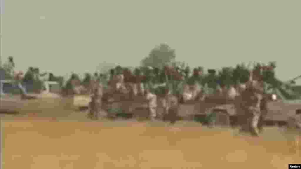Sojojin Cadi na Ragargaza Boko Haram, Maris 05, 2015